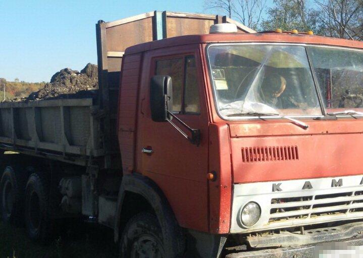 СБУ викрила ділків, які незаконно видобували гравій у руслах рік Надвірнянського району. Фото, фото-2