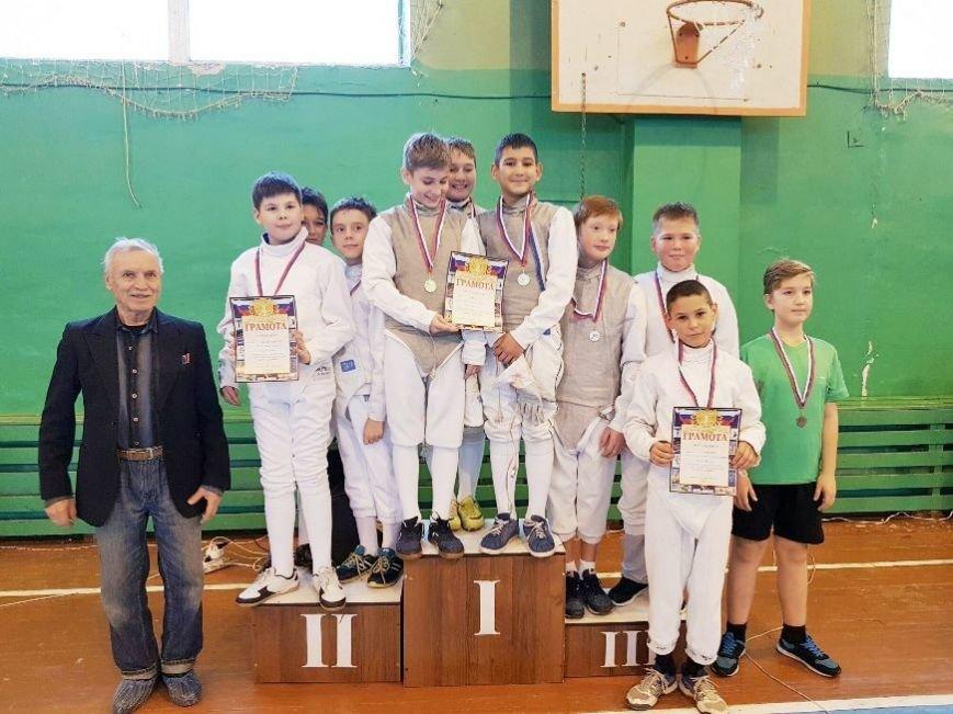 Фехтовальщики Полевского стали призерами открытого турнира, фото-3