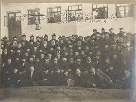 съезд раввинов в Коростене 2
