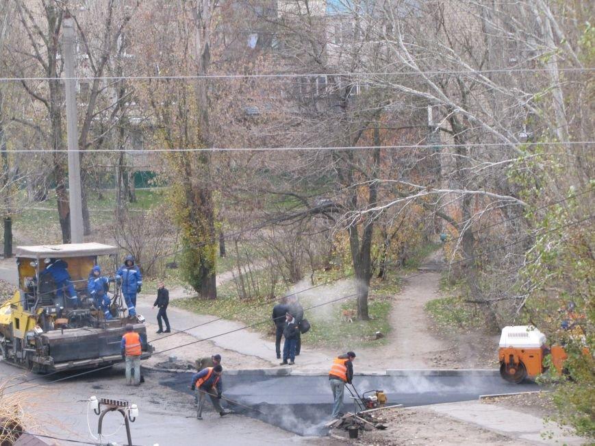 В Мелитополе еще один двор на микрорайоне с новой дорогой (фото), фото-1