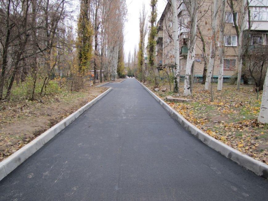 В Мелитополе еще один двор на микрорайоне с новой дорогой (фото), фото-3