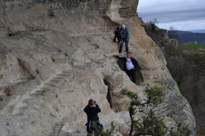 Воспитанники гаспринского ДЮСК «Титан» посетили Качи Кальон, фото-2