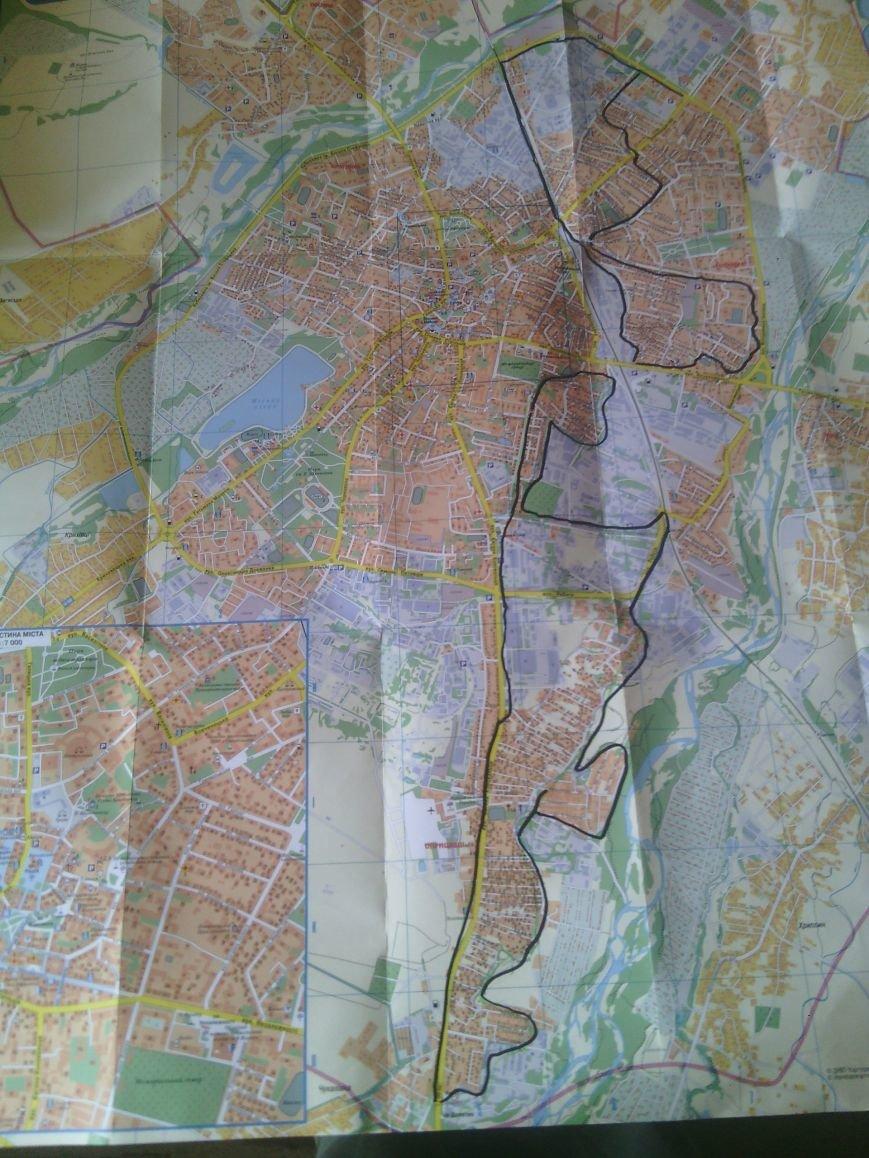 Відбулися зміни щодо територіального розподілу вулиць між поліклініками (КАРТА), фото-1
