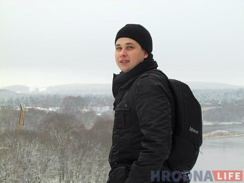 Польскі відэаблогер у бязвізавым Гродне: хакей, беларуская мова і штраф 400 еўра за платныя дарогі, фото-3