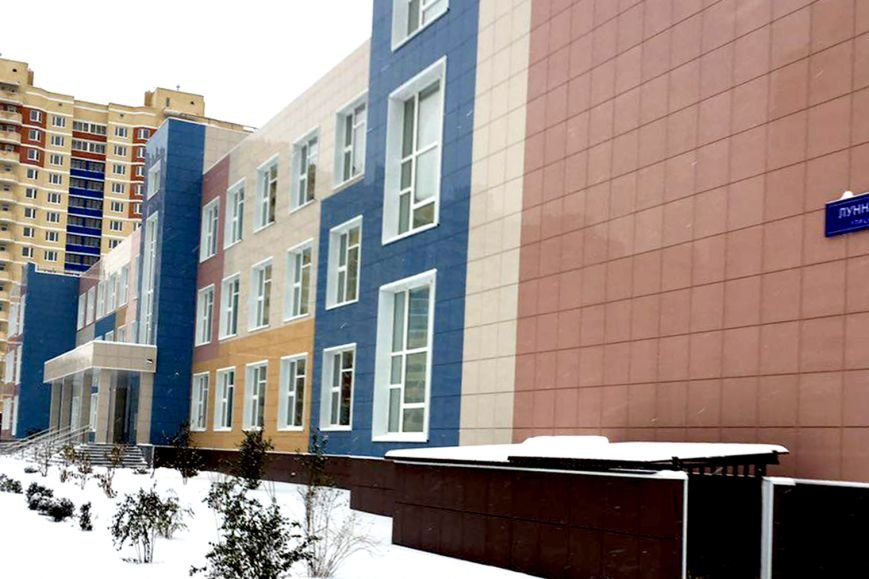В микрорайоне Западный достроили школу, фото-2