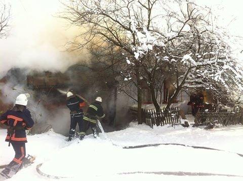 В Коломиї пожежа забрала життя літньої жінки (ФОТО), фото-1