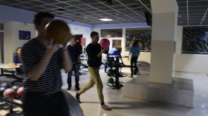 В Краматорске прошел первый этап студенческой недели, фото-1