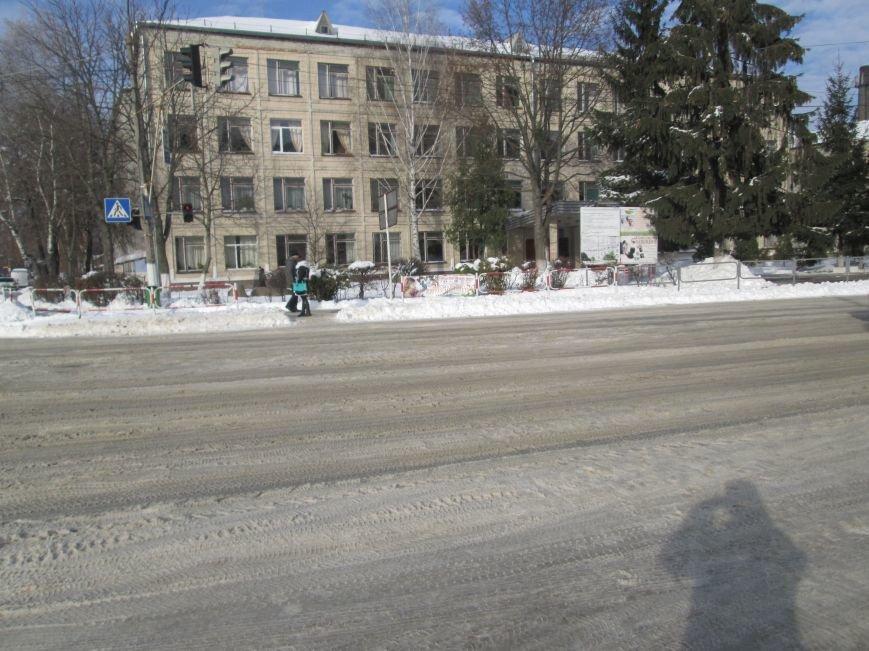 """""""Йти чи стояти — ось в чому питання"""": Як у  Новограді-Волинському переходити пішохідний перехід?, фото-1"""