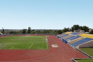 стадион новый