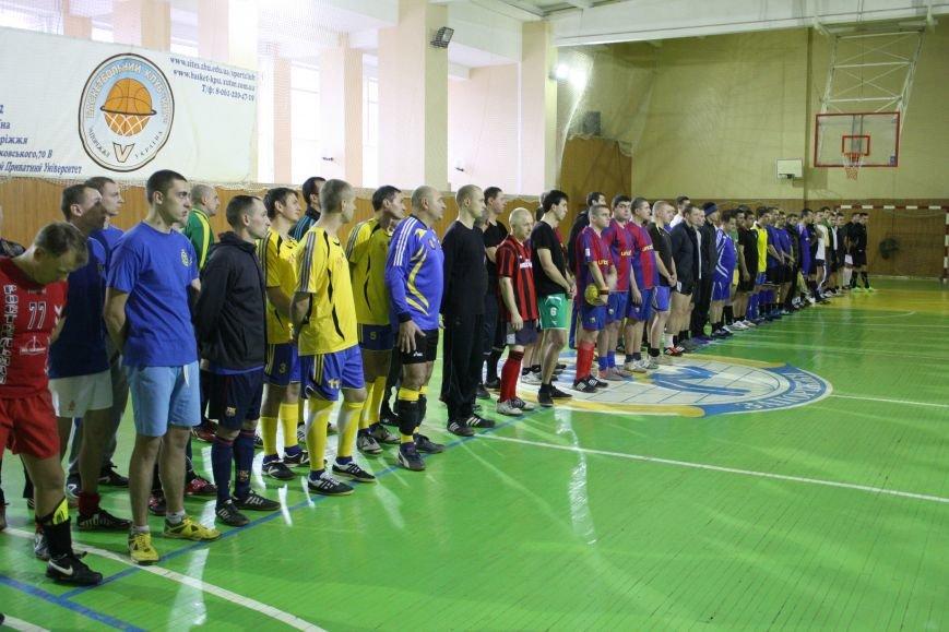 Мелитопольские спасатели стали лучшими в областных соревнованиях по мини-футболу (фото), фото-1