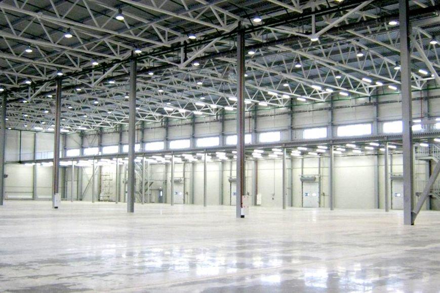 В микрорайоне Востряково завершено строительства производственно-складского комплекса, фото-1