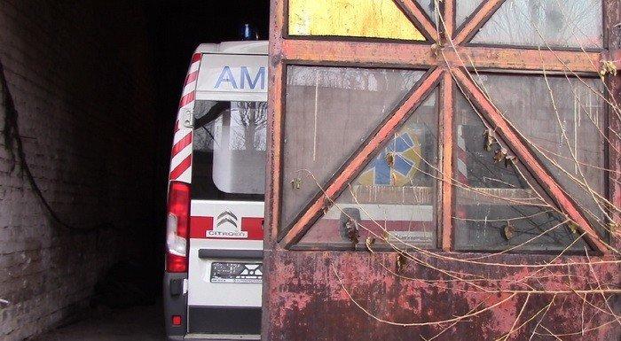 Подаренные президентом автомобили «скорой помощи» отыскали взаброшенном цехе вТорецке
