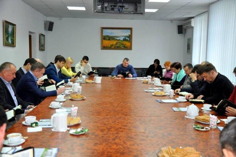 Єднання Христом: У Броварах місцеві чиновники зібралися на Молитовний сніданок, фото-1