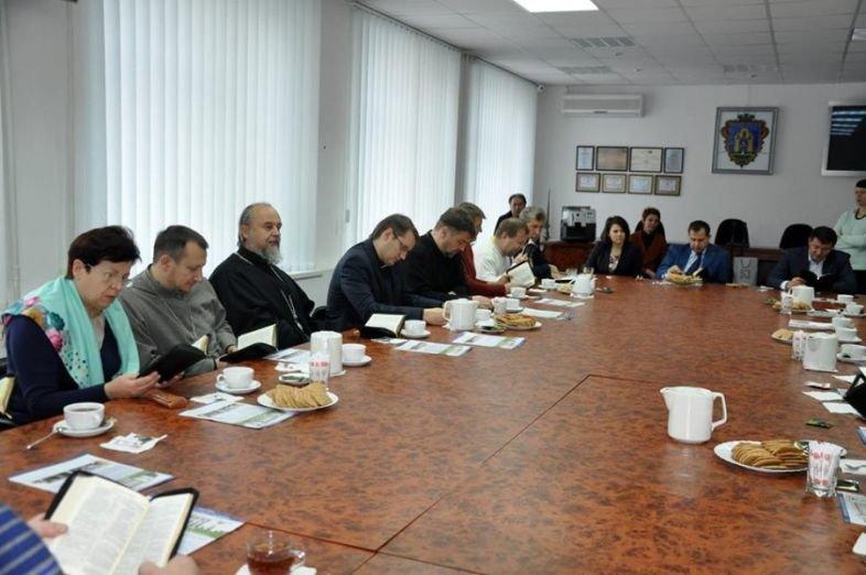 Єднання Христом: У Броварах місцеві чиновники зібралися на Молитовний сніданок, фото-2