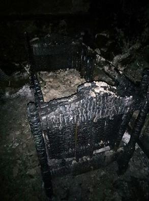 Деталі пожежі, у якій загинула однорічна дитина (ФОТО), фото-1