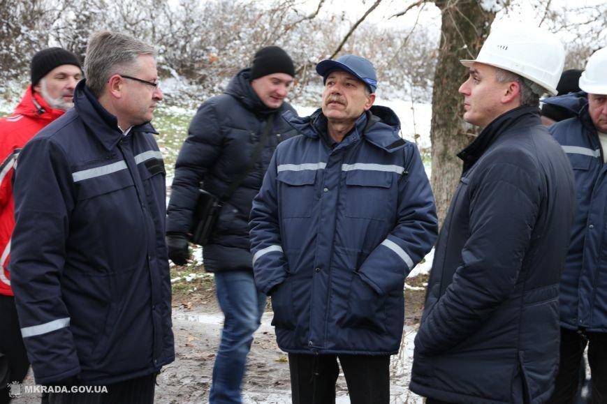 Лед тронулся. В Николаеве началась реконструкция очистных сооружений канализации (ФОТО), фото-7