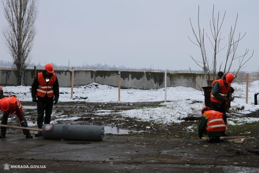 Лед тронулся. В Николаеве началась реконструкция очистных сооружений канализации (ФОТО), фото-4