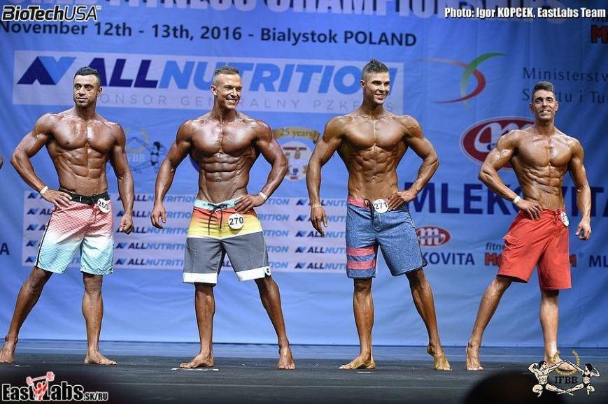Николаевец вошел в пятерку лучших на чемпионате мира по бодибилдингу (ФОТО), фото-4