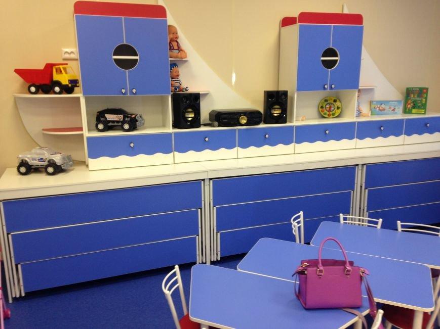 В Симферополе открыли модульный детский сад на 110 мест (ФОТОРЕПОРТАЖ), фото-6