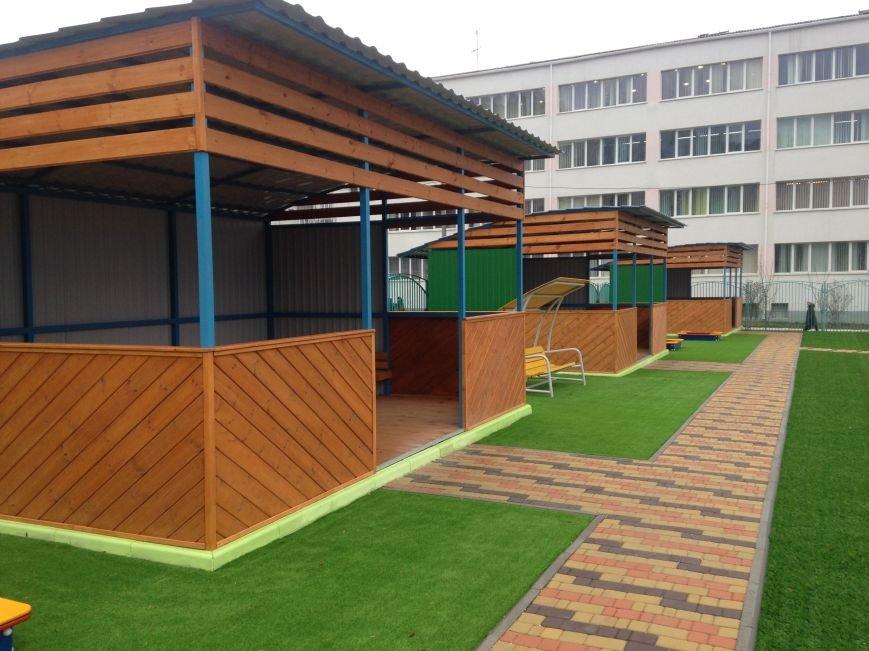 В Симферополе открыли модульный детский сад на 110 мест (ФОТОРЕПОРТАЖ), фото-1