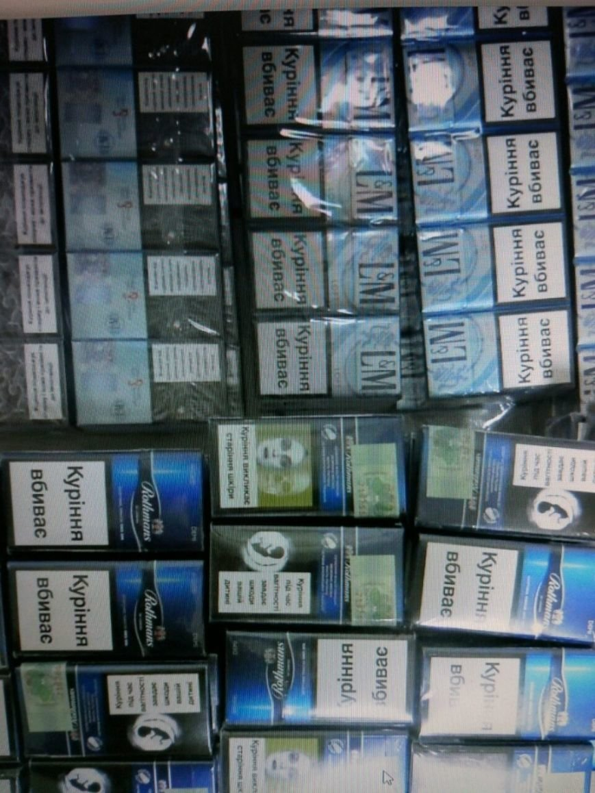 Як угорець хотів перевезти брендові сигарети за кордон: фото, фото-2