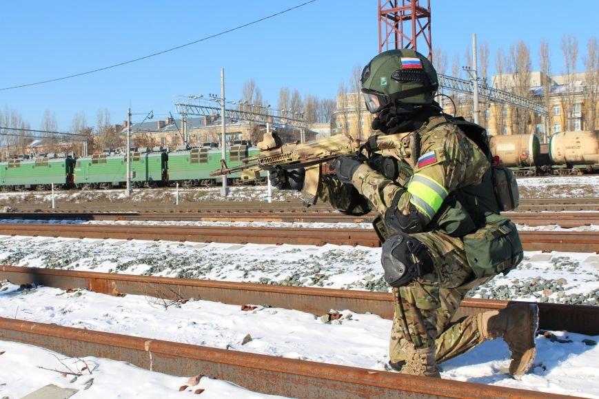 ФСБ Саратова провели в городе антитеррористические учения, фото-5