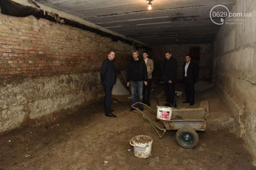 Мариупольские журналисты побывали в подвалах Нацполиции (ФОТО), фото-1