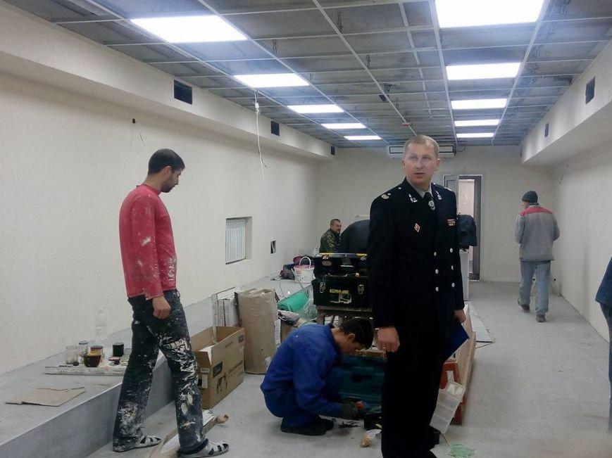 Мариупольские журналисты побывали в подвалах Нацполиции (ФОТО), фото-8