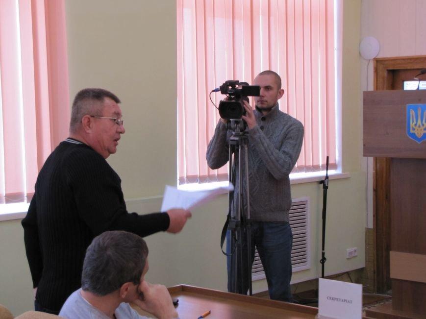 Мелитопольские депутаты скандалили, но вето мэра не преодолели (фото, видео), фото-14