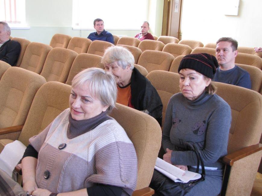 Мелитопольские депутаты скандалили, но вето мэра не преодолели (фото, видео), фото-9