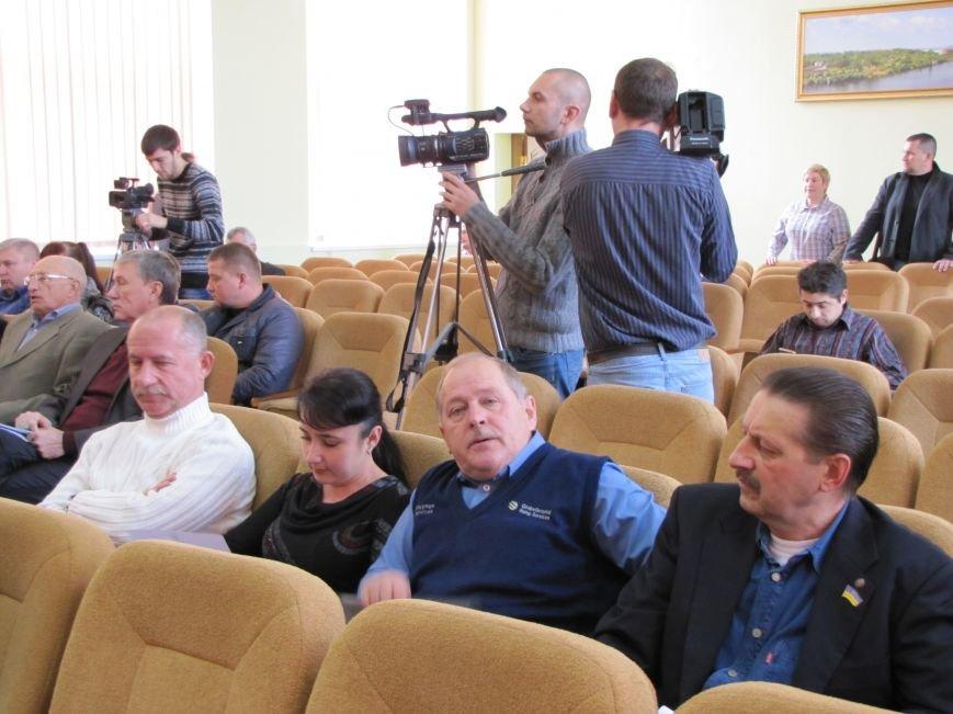 Мелитопольские депутаты скандалили, но вето мэра не преодолели (фото, видео), фото-8