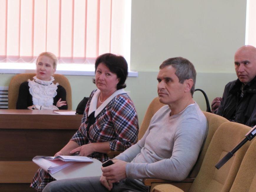 Мелитопольские депутаты скандалили, но вето мэра не преодолели (фото, видео), фото-7