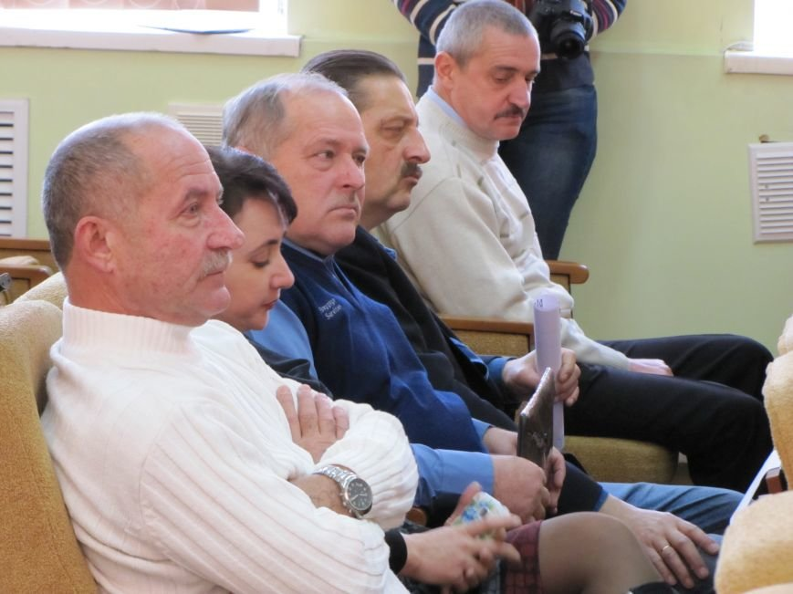 Мелитопольские депутаты скандалили, но вето мэра не преодолели (фото, видео), фото-11