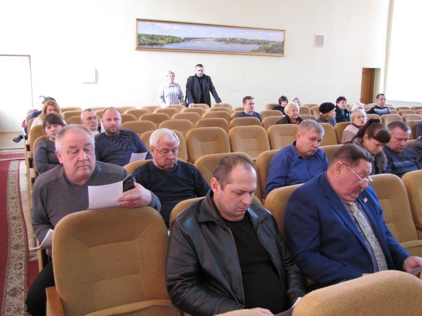 Мелитопольские депутаты скандалили, но вето мэра не преодолели (фото, видео), фото-13