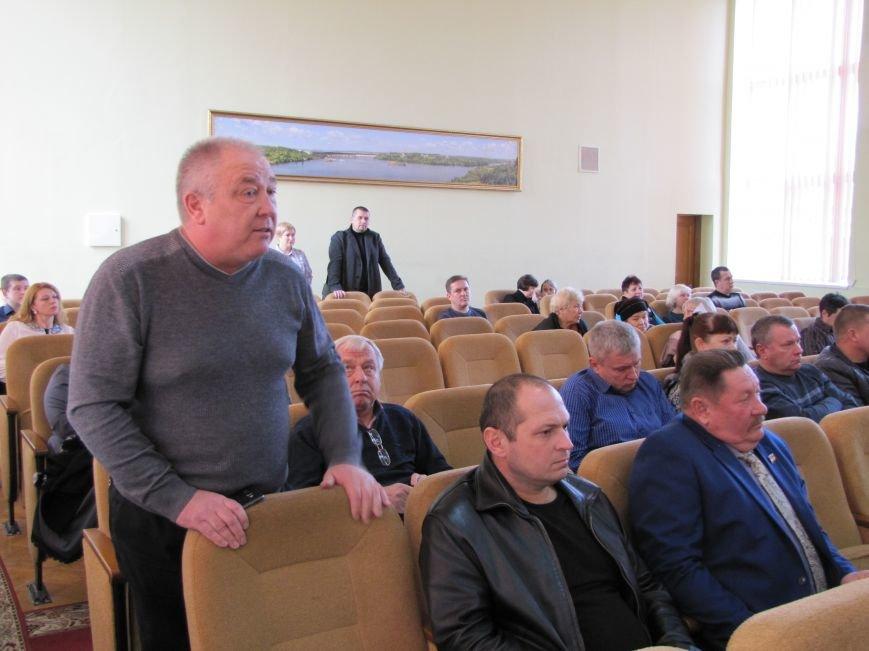 Мелитопольские депутаты скандалили, но вето мэра не преодолели (фото, видео), фото-10