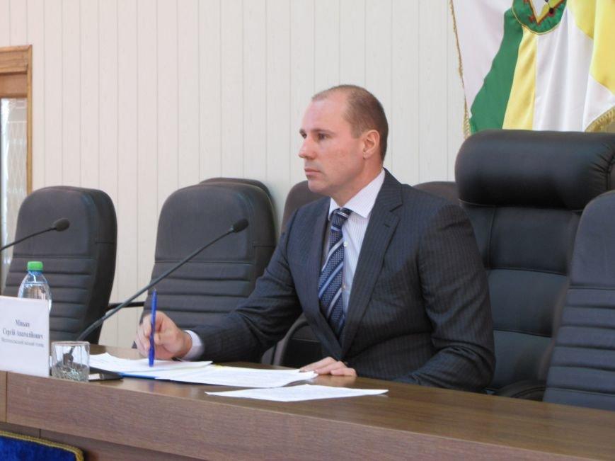 Мелитопольские депутаты скандалили, но вето мэра не преодолели (фото, видео), фото-5