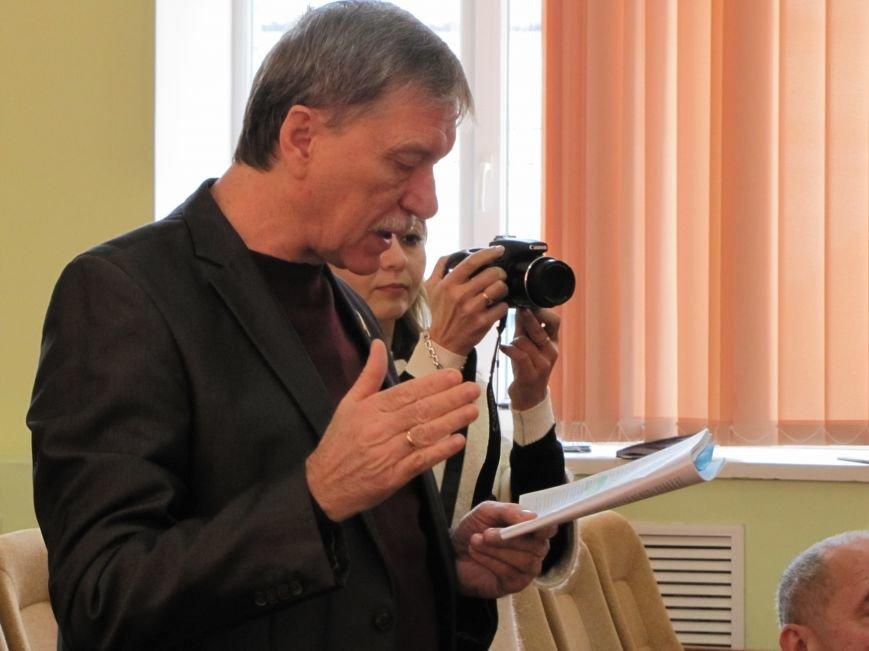 Мелитопольские депутаты скандалили, но вето мэра не преодолели (фото, видео), фото-12