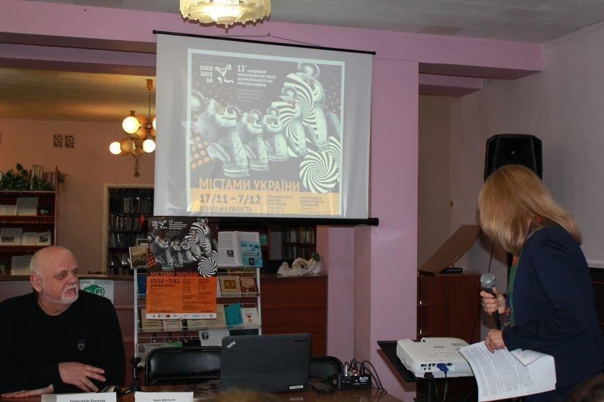 В Мариуполь на неделю приехал фестиваль документального кино (ФОТО), фото-5