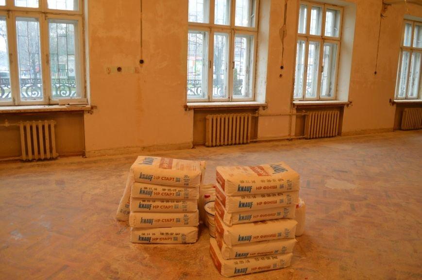 В запорожской мэрии столовую закрыли на ремонт, - ФОТО, фото-3
