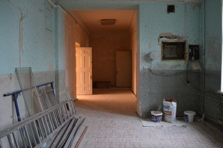 В запорожской мэрии столовую закрыли на ремонт, - ФОТО, фото-1