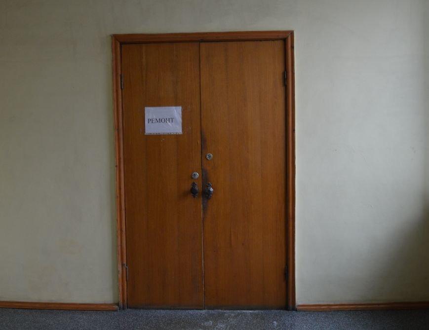 В запорожской мэрии столовую закрыли на ремонт, - ФОТО, фото-6