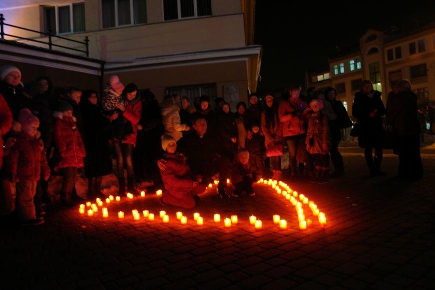 Франківська ратуша засвітилася по-новому (ФОТОЗВІТ), фото-4