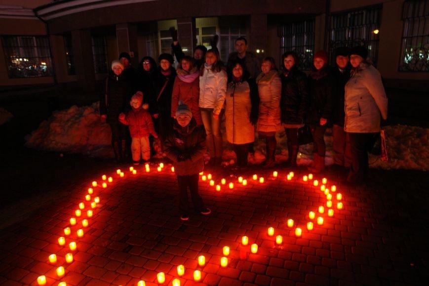 Франківська ратуша засвітилася по-новому (ФОТОЗВІТ), фото-2