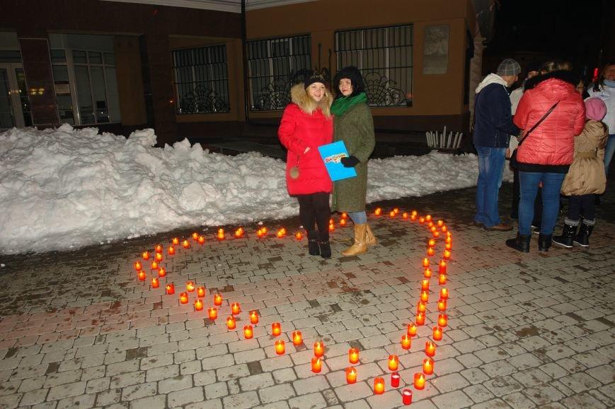 Франківська ратуша засвітилася по-новому (ФОТОЗВІТ), фото-8