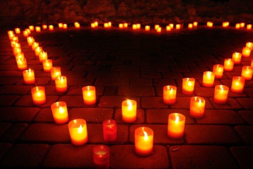 Франківська ратуша засвітилася по-новому (ФОТОЗВІТ), фото-14