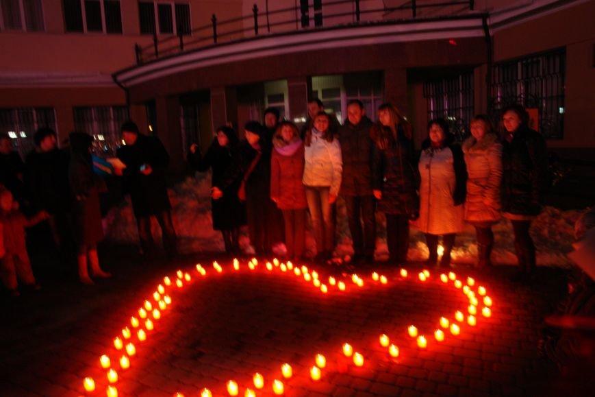 Франківська ратуша засвітилася по-новому (ФОТОЗВІТ), фото-1