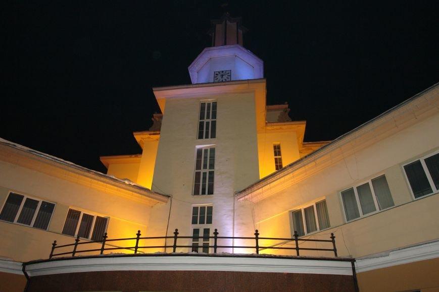 Франківська ратуша засвітилася по-новому (ФОТОЗВІТ), фото-7