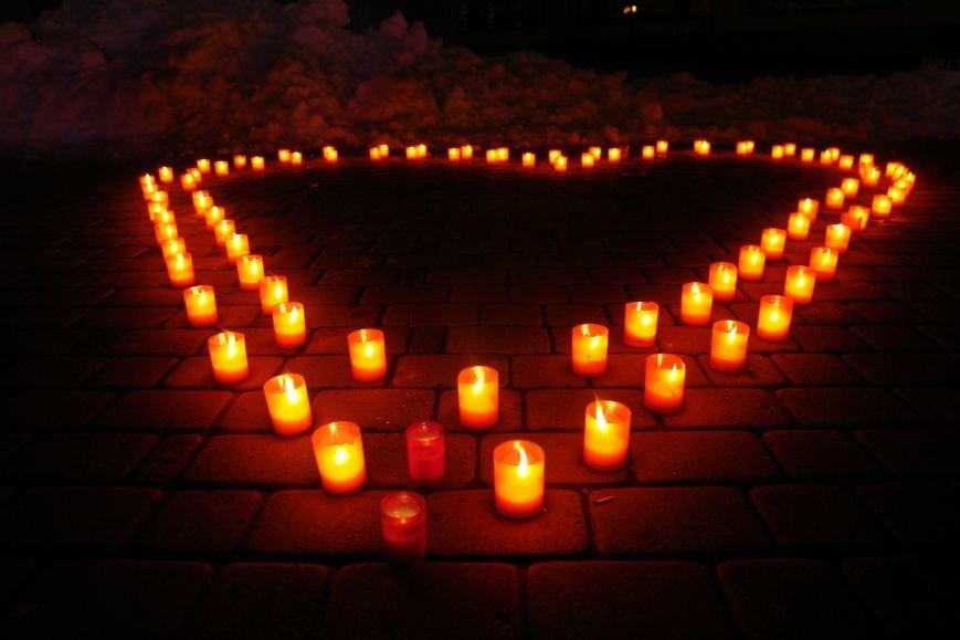 Франківська ратуша засвітилася по-новому (ФОТОЗВІТ), фото-13