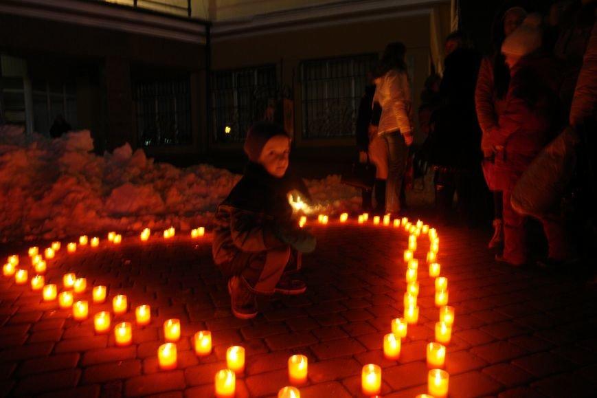 Франківська ратуша засвітилася по-новому (ФОТОЗВІТ), фото-6
