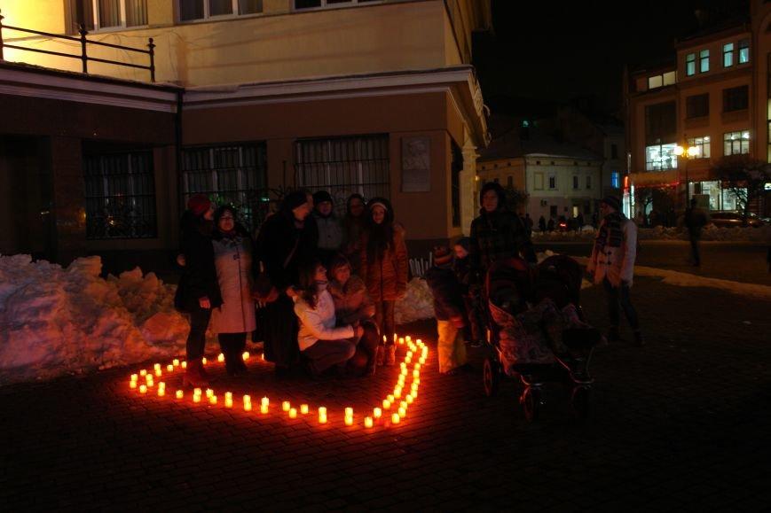 Франківська ратуша засвітилася по-новому (ФОТОЗВІТ), фото-18